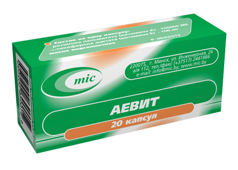 E- vitamin a prosztatitishez)